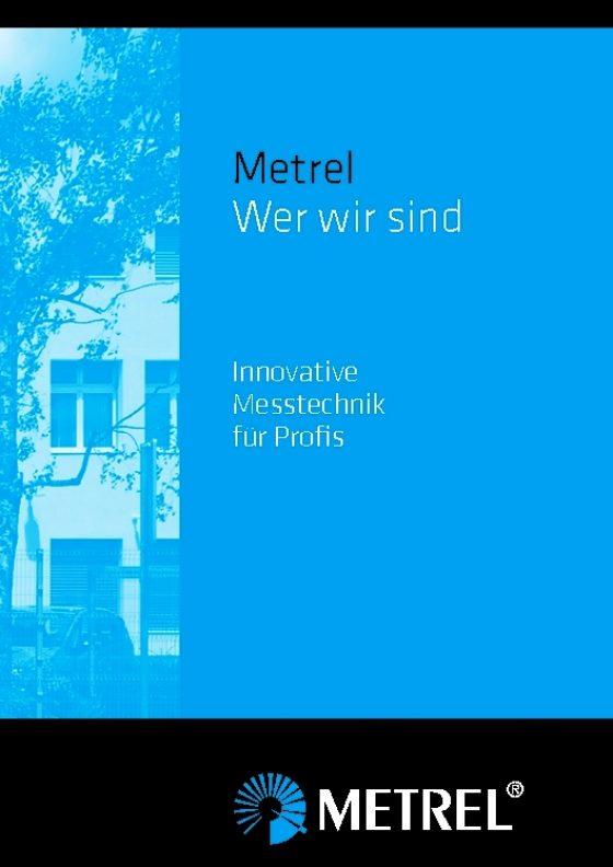Metrel Präsentation_2020